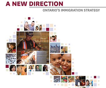 A New Direction: Ontario's Immigration Strategy