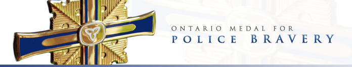 Ontario Medal for Police Bravery