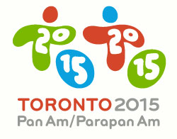 Toronto 2015 Pan Am / Parapan Games Logo